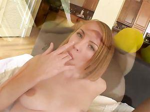 Big Dick Blowjob Readies Him To Fuck Teenage Pussy
