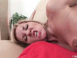Anally Fisted Blonde Lesbian Stretched Out So Wide