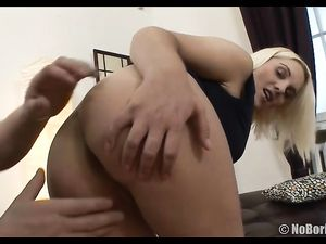 Buxom Girl With Breathtaking Curves Loves Cock