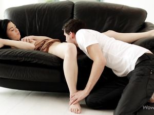 Pussy Eating Boyfriend Gets A Blissful Blowjob