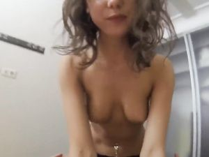 Pound Your Sexy Teen Girlfriend In A POV Video