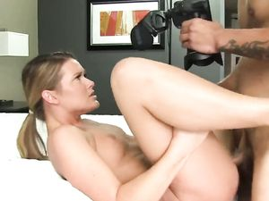 Teen In A Long Ponytail Fucked Lustily