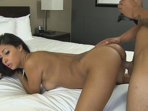 Perfect Beauty And Her Perky Tits In A Fuck Scene