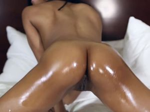 Fit Black Fuck Slut Makes The White Guy Cum
