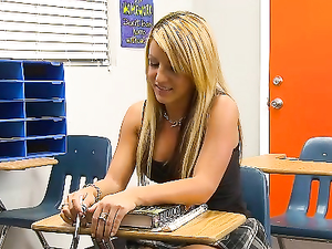 Hottest Student In His Class Wants That Teacher Dick