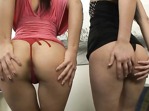 Anal Craving Sluts Both Get Fucked Up The Ass