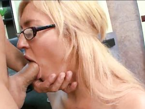 Hot Blonde Office Babe Fucked By Her Boss