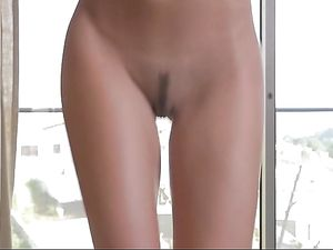 Fresh Teen Pussy Getting Fucked By A Big Dong