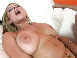 Titty Fucking Before Fucking And Getting Cum On Her Tits
